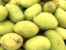 Зеленые мангоы Стоковые Фотографии RF
