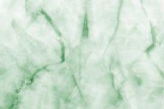 Зеленые мраморные предпосылка конспекта текстуры картины/поверхность текстуры мраморного камня от природы Стоковая Фотография