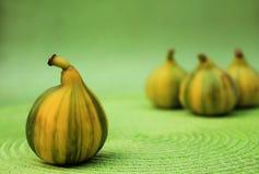 зеленые нашивки Стоковые Фото