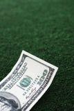 Зеленые наличные деньги Стоковое Фото