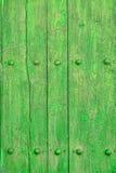 Зеленые планки Стоковое Изображение RF