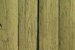 Зеленые планки Стоковая Фотография