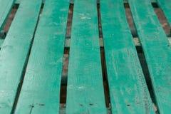 Зеленые планки Стоковые Изображения RF