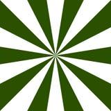 Зеленые лучи природы Стоковое фото RF