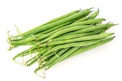 Зеленые фасоли Стоковые Фото