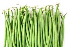 Зеленые фасоли стоковые изображения rf