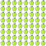 Зеленые яблоки Стоковое Изображение