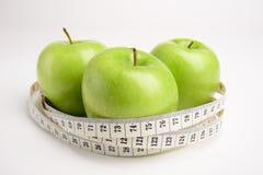 Зеленые яблоки Стоковые Изображения RF