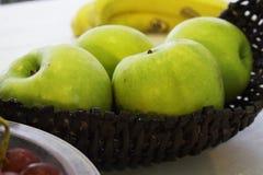 Зеленые яблоки Стоковая Фотография RF