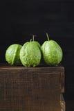 зеленые guavas Стоковое фото RF