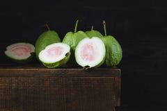 зеленые guavas Стоковые Фотографии RF