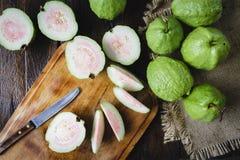 зеленые guavas Стоковое Изображение