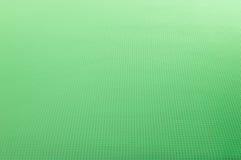 Зеленые linen ткани текстуры, структура waffle. Стоковое Изображение RF