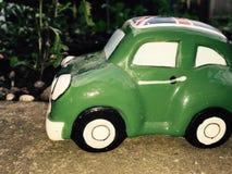 Зеленый автомобиль Стоковое фото RF