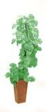 зеленый вал Стоковые Фото