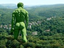 Зеленый гигант стоковая фотография