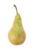 Зеленый изолированный плодоовощ груши Стоковая Фотография RF