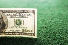 Зеленый инвестировать Стоковые Фотографии RF