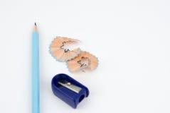 зеленый карандаш Стоковое Изображение