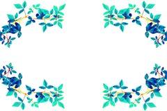 Зеленый край разрешения Стоковые Фото