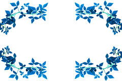 Зеленый край разрешения Стоковые Фотографии RF
