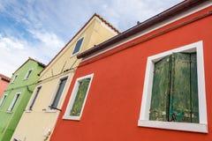 зеленый красный желтый цвет Стоковое Изображение RF