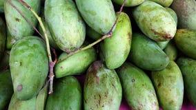 зеленый манго Стоковые Изображения RF