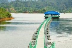 Зеленый мост Стоковые Изображения RF