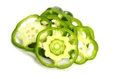 Зеленый пимент Стоковое Изображение