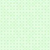 Зеленый ромбовидный узор 1866 основали вектор вала постепеновского изображения Чюарлес Даршин безшовный Стоковые Изображения RF