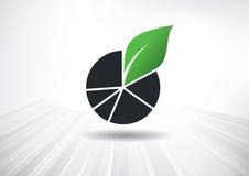 зеленый рост иллюстрация вектора