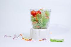 1 зеленый салат Стоковые Фотографии RF