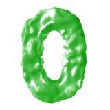 Зеленый цвет молока 0 Стоковое фото RF