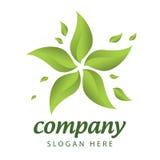 Логос управления пущи Стоковое Изображение