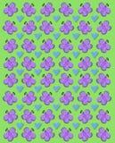 Зеленый цвет сердца флаттера Стоковые Фото