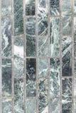 Зеленый цвет стены малахита для фона Стоковые Изображения