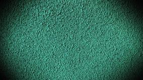 Зеленый цвет стены цемента Стоковая Фотография