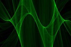 Зеленый цвет с завистливостью стоковые изображения rf