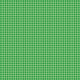 Зеленый цвет с зеленой картиной точек Стоковые Изображения RF