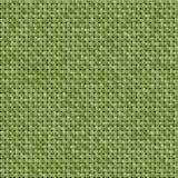 Зеленый цвет текстуры ткани безшовный Стоковые Изображения