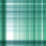 Зеленый цвет ткани ткани с традиционной квадратной картиной Стоковое фото RF