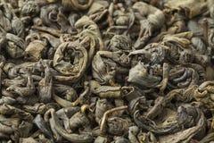 Зеленый чай пороха Стоковая Фотография RF