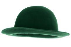 Зеленый шлем год сбора винограда Стоковые Изображения