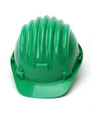 Зеленый шлем Стоковое Фото