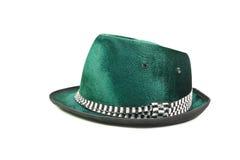 зеленый шлем Стоковые Фото