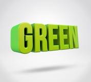 Зеленый Стоковые Фотографии RF