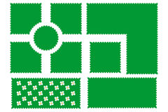Зеленый иллюстрация штока