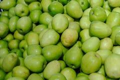 зеленый jujube Стоковое Изображение RF