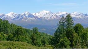 зига горы Стоковое Изображение