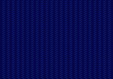 Зигзаг картины стрелок безшовный на голубой предпосылке иллюстрация штока